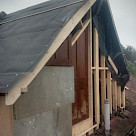 <p>The access door has now been moved to the dormer wall .</p>